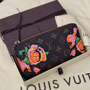 Louis Vuitton Stephen Sprouse wallet